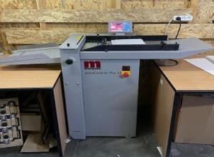 Morgana AutoCreaser PRO 33 Konfektioniermaschine