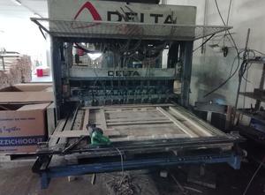 Used DELTA CHA1500 Plant
