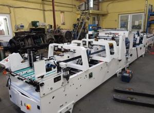 Piegatrice PRC SHH-800 AG Automatic Box Pasting Machine