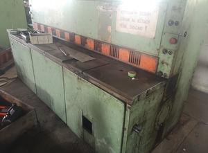 Piesok NTE 2500/4B mechanical shear