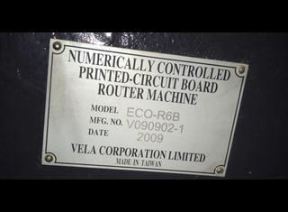 VELA CORPORATION ECO-R6B P210308012