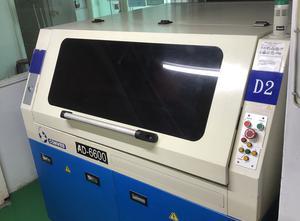 COMWEB AD-6600 Leiterplatte (PCB) - Bohr- und Formschneidemaschine