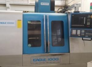 Centro de mecanizado vertical Dugard Eagle 1000