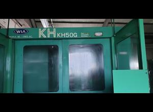 Centrum obróbcze poziome Wia KH50G