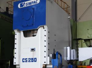 Simpac CS-250 Штамповочный пресс