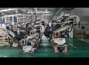 Robot industrial Kawasaki UX120F