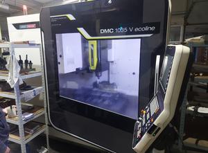 Centrum obróbcze poziome DMG DMC 1035 Ecoline