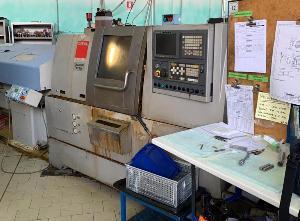 Graziano GT300 + IEMCA X FILES Drehmaschine CNC