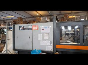 Used Sandretto MEGA TESF 4435/610 Injection moulding machine