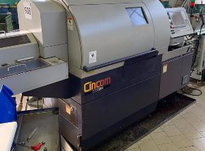 Citizen CINCOM C16 + IEMCA Langdrehautomat