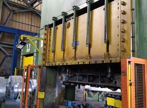Emanuel 640 ton Presse