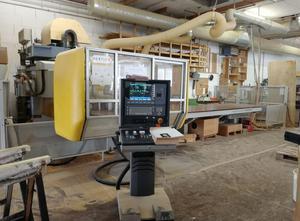 Centre d'usinage à bois cnc CMS KM60 R8 1MRR