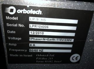 ORBOTECH LP-9 HS P210310002