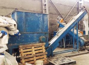 China Bosujx Recyclingmaschine