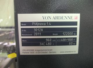 Von Ardenne PIAnova 1.4 P210310007