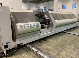 Biesse Stream SB1/2105 Gebrauchte Kantenanleimmaschine