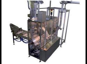 Stroj na plnění tub Gordic F120