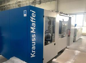 Krauss Maffei KM 400-3000 GX Spritzgießmaschine