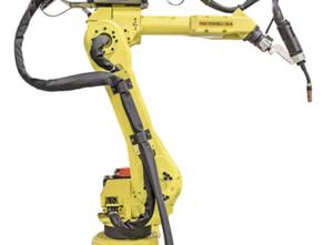 Robot spawalniczy Fanuc 100iB na GWARANCJI