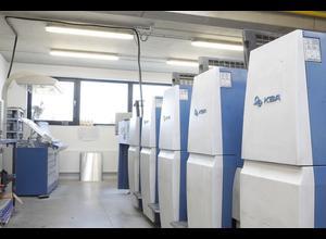 Koenig & Bauer Rapida 75-4 4 Farben Offsetdruckmaschine