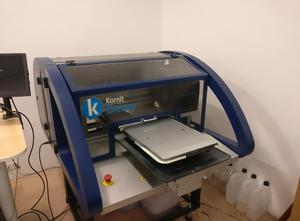 Kornit Breeze DTG T-shirt printer