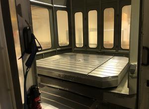 Aléseuse à montant fixe CNC TOS Varnsdorf WHN 130 Q