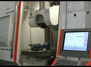 Mikron HPM 1350 U 5-осевой обрабатывающий центр