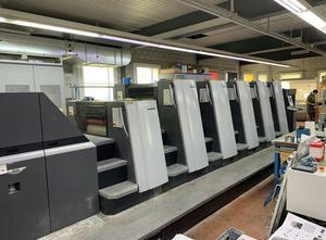Heidelberg 75-5-L (C) 5 Farben Offsetdruckmaschine