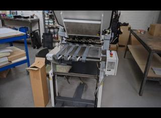 Heidelberg Stahl Folder Ti52/4 P210311097