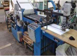 GUK K52/6 KL folding machine