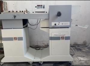 MB Bauerle Multipli 35/4 folding machine