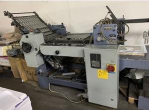 Stahl T50/4 folding machine