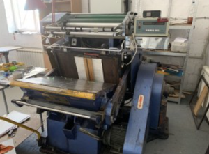 ML 720 Buchdruckzylinder