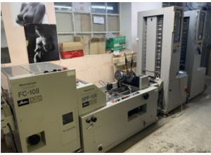 Assembleuse Horizon MC-80a+MC-80m SPF-10II+FC-10II