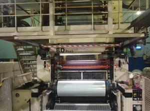MACCHI 3 LAYERS EXTRUSION LINE Recyclingmaschine