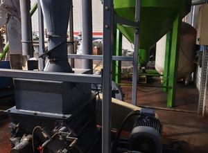 Herbold HU-50 Машина для измельчения пластика