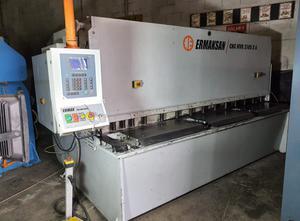 Ermaksan CNC HVR 3006 Hydraulische Blechschere