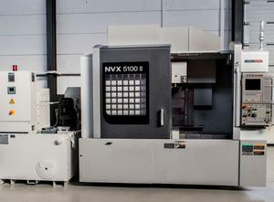 Mori Seiki NVX 5100II 40 Bearbeitungszentrum Vertikal