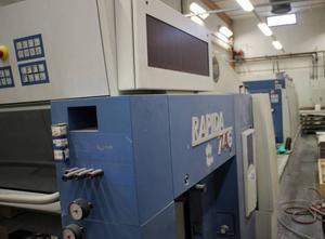 KBA Rapida 74-4  4 Farben Offsetdruckmaschine