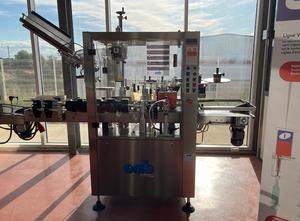 OMB ET 1500 Etikettiermaschine