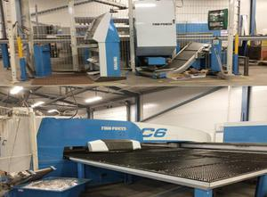 Finn Power C6 CNC Stanzmaschine