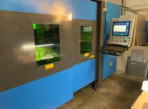PRIMA POWER laser Fiber 1530 3 kW Laserschneidmaschine