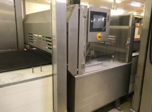 Línea completa para hacer pasta o pizza TROMP UNIMAX (straightening machine)