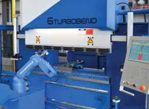 Robot industrial Robodend Gizelis Boschert
