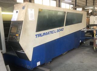 Trumpf TRUMATIC L3040 P210315019
