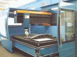 Prima Industrie Domino Laserschneidmaschine