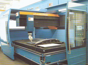 Prima Industrie Domino laser cutting machine