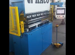 Haco 1250x35ton Abkantpresse CNC/NC
