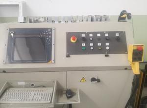 EMMEGI INTEGRA 4H Eckschweiß- und Reinigungslinie für PVC-Profile