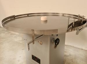 ZANASI - Rotating accumulation table used